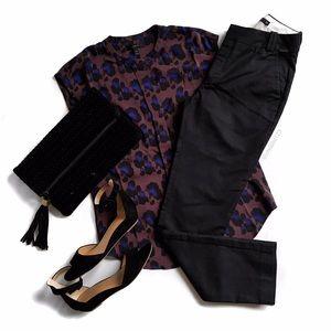Zara Cropped Dress Pants