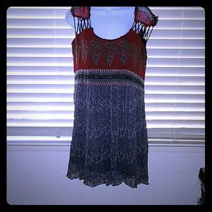 *Free People Beautiful Boho Dress!*