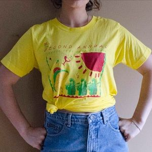 Vintage Mexico 80s t shirt
