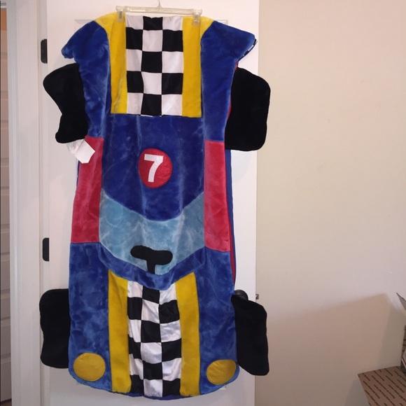 New Battat Race Car Sleeping Bag