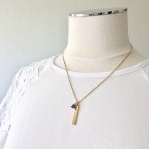 ✨New Listing✨♠️ {KS} True Blue Pendant Necklace