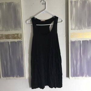 Extremely comfortable little black tank dress