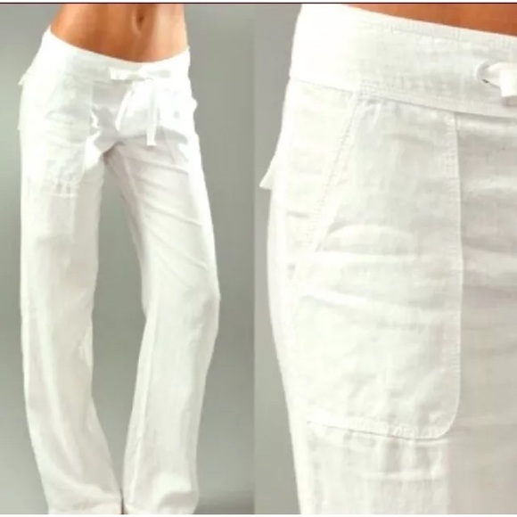 Juicy Couture Pants - Juicy Couture white pants 555d996f43f0