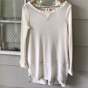 Free People We The Free FP Waffle Top