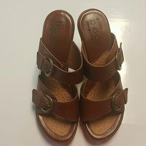 Born clogs. Size 9