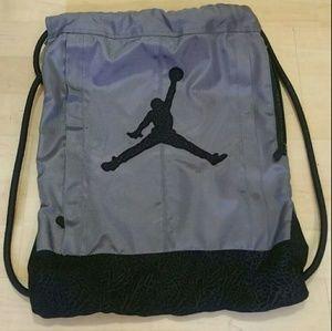 a83808334bd7 Jordan Bags - Jordan Drawstring Backpack