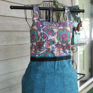 Dresses & Skirts - paisley dress