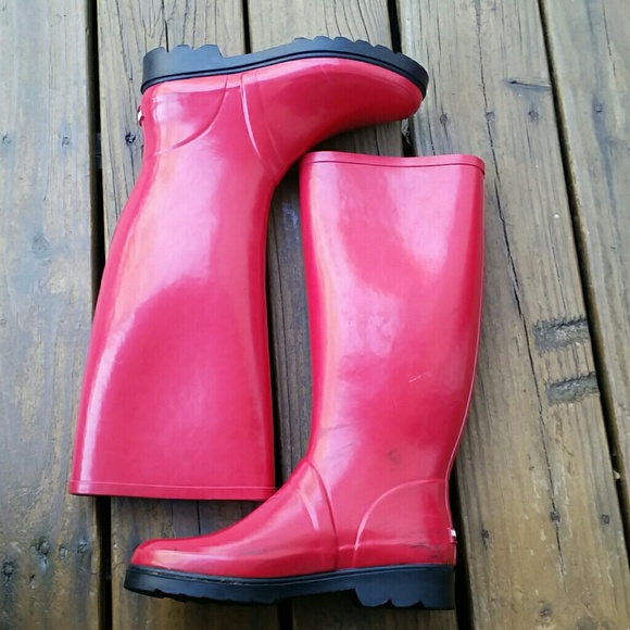 Cool Womens Polo Rain Boots - Boot Ri