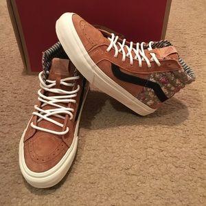 e73194426879 Vans Shoes - Vans SK8-Hi 46 CA Floral Mix Sneakers