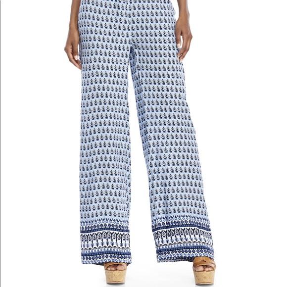 b59f5e2a2f Beachlunchlounge Pants | Ikat Print Palazzo | Poshmark