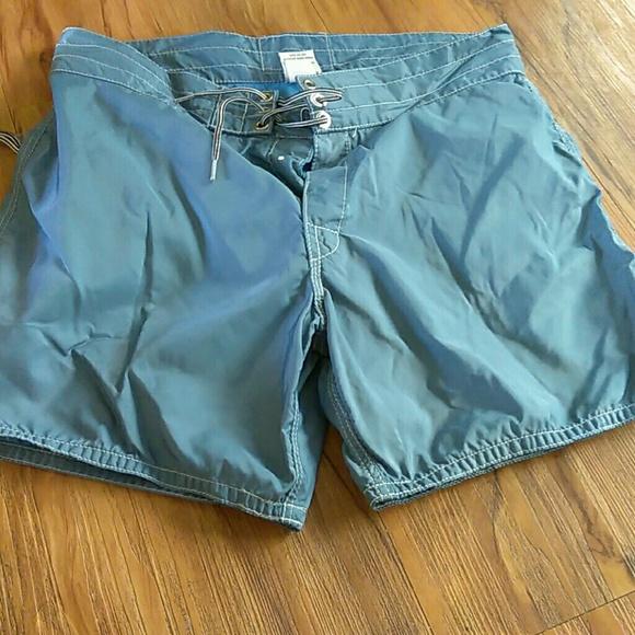 3ae521cd18 birdwell Swim | Beach Britches 33 Board Shorts | Poshmark