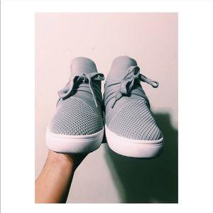 b8b99a69e3a Steve Madden Shoes - Steve Madden Lancer - Gray Grey Sneakers
