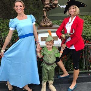 Dresses & Skirts - Wendy Darling adult Halloween costume