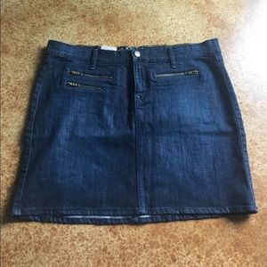 NWT Old Navy Jean skirt
