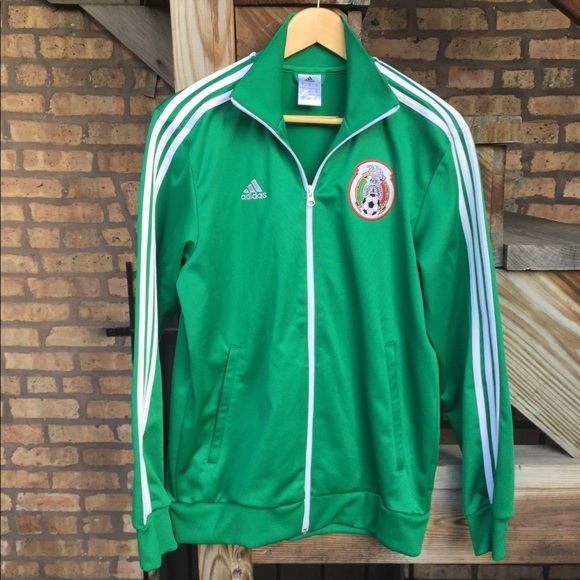 1d772dae2c55 adidas Other - Official Adidas Mexican Football Club Track Jacket