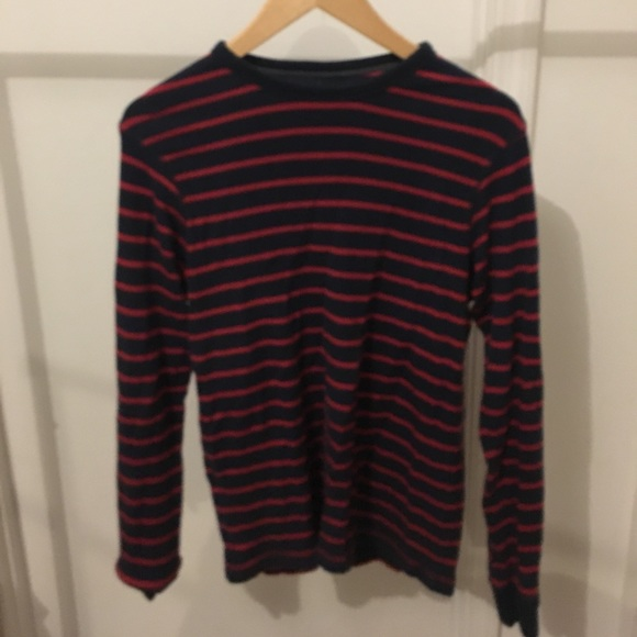 55 off old navy other old navy ribbed long sleeve tee t for Ribbed long sleeve shirt