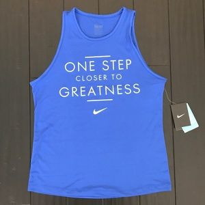 Nike One Step Closer To Greatness