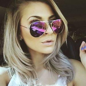 297985aac0069 Diff Eyewear Accessories - DIFF eyewear purple aviator sunglasses cruz