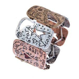 Jewelry - LOVE | BLISS • Stretch Wrist Bracelet