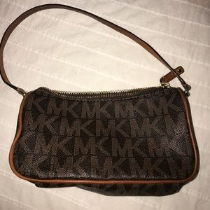 Micheal Kors small purse with monogram