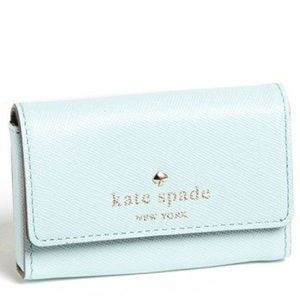 🔴NWT Kate Spade Wallet Coin Holly Cherry Lane