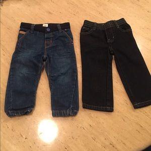 2 cute boy jeans