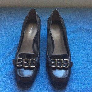 💥SALE💥 Nine West chunky heeled loafer