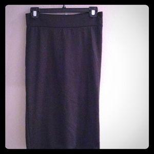 Dresses & Skirts - Simple black pencil skirt