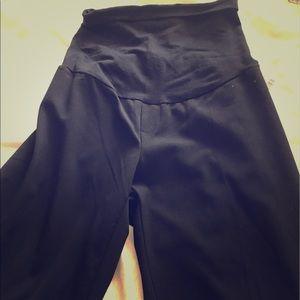 NWT maternity career pants size L