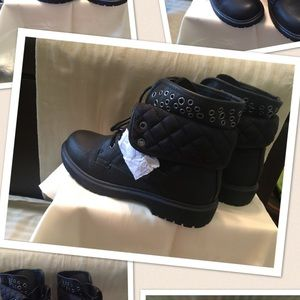 Shoes - Black winter boot