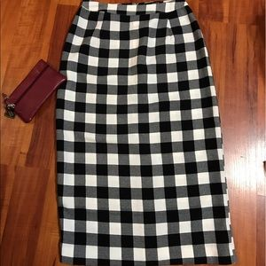 Who what wear size 4 skirt NWOT