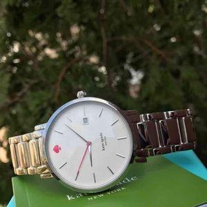 New Kate spade Gramercy Glam Watch 1YRU0008