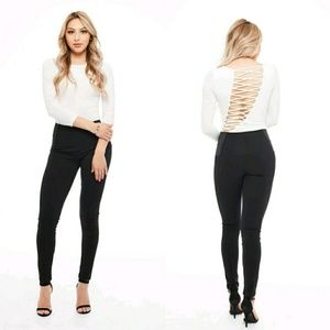 Pants - Bodysuit