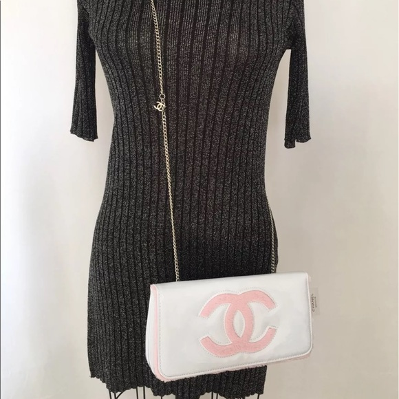 b9b75977e3c7 CHANEL Handbags - Authentic Chanel VIP Gift Crossbody PRICE FIRM