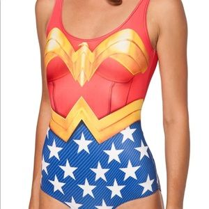 Other - WONDER WOMAN Cape Suit