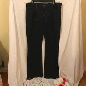 Joe's Jeans 32 Muse high-rise bootleg jeans