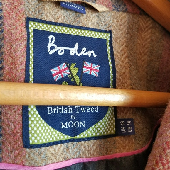 73 off boden jackets blazers boden british tweed by for Boden new british