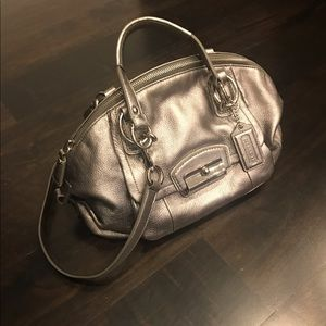 Coach Kristin Domed Satchel Shoulder Bag 1930