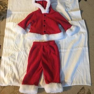 Other - Santa costume 6-9 months