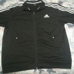 Adidas track jacket wemon or men