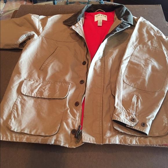 401885a066c29 Orvis Jackets & Coats | Ovis Mens Heritage Field Coat Xxl | Poshmark