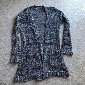 Rubbish Open Weave Cardigan