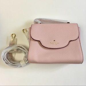 Kate spade leedwood place mini makaya bag /pink