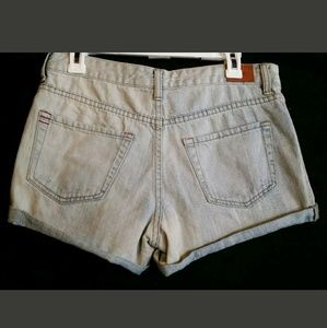 BDG Urban Outfitters light wash jean shorts