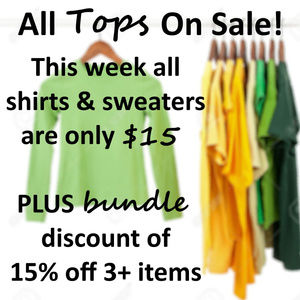 Current sale! Like listing to keep up to date!