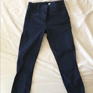 Gap Modern Stretch Skinny Crop Pants