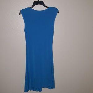 Boston Proper Dresses - Boston Proper V-neck Twist Dress