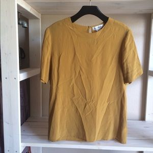 Silk vintage blouse