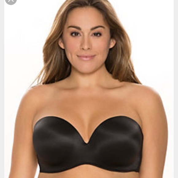 142a229a82bba Cacique Other - Lane Bryant Strapless Bra