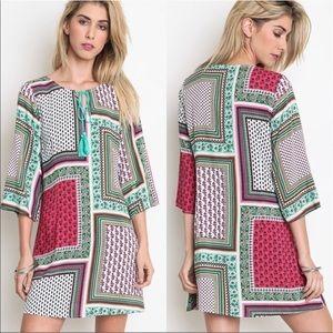 ❗️SALE❗️Boho chic dress